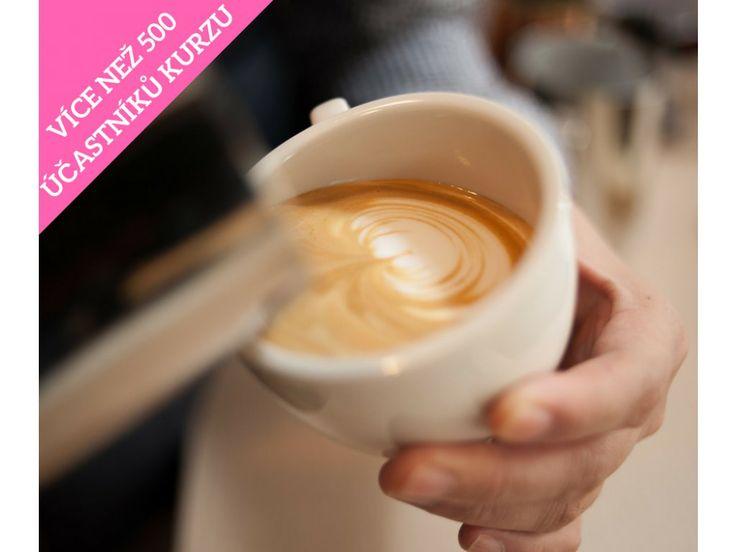 Kurz přípravy domácího espressa a cappuccina. 6 hodinový kurz, který Vás naučí si připravit dokonalé espresso