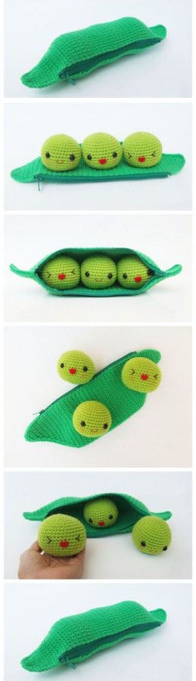 This would make the cutest set of juggling balls.
