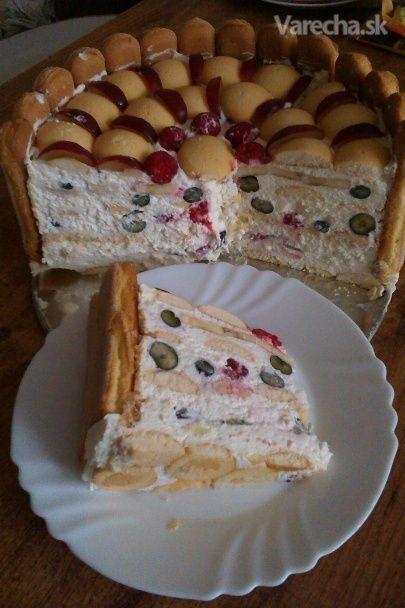 Nepečená torta