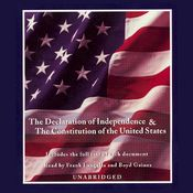 I finished listening to The Declaration of Independence and the Constitution of the United States (Unabridged) by Random House Audio, narrated by Frank Langella and Boyd Gaines on my Audible app.  Try Audible and get it free.