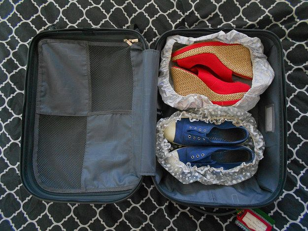 Whether you're flying or driving, check out these travel hacks to help make your next vacation much easier