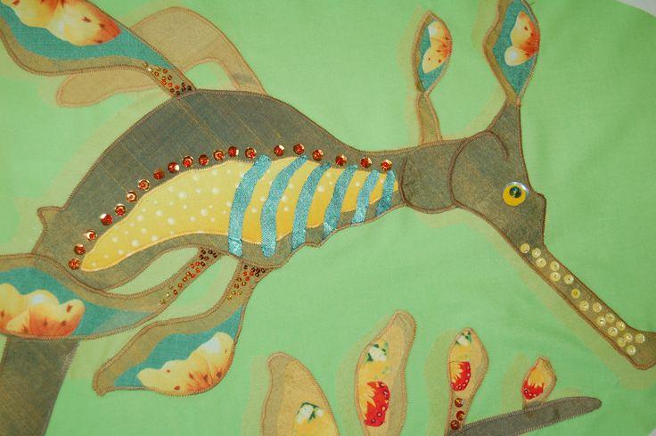 'Weedy' Sea Dragons....