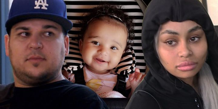 Rob Kardashian Admits He's A Horrible Person For Slut Shaming Blac Chyna, The Mother Of His Baby, And Apologizes To His Family