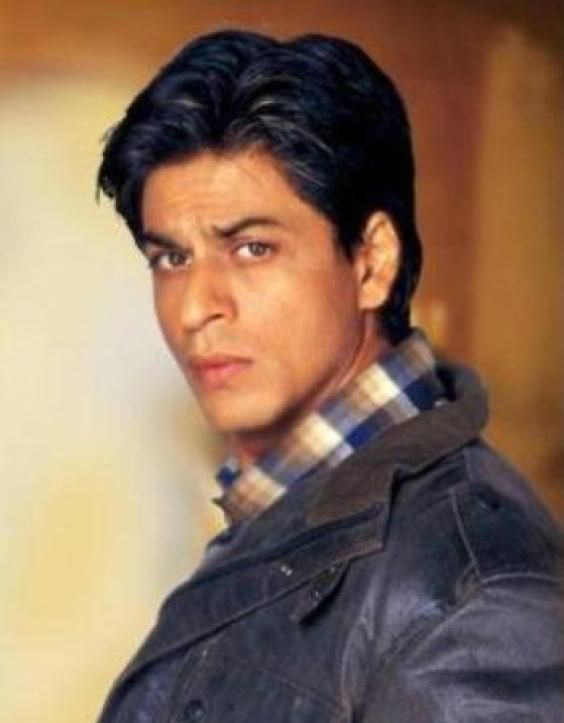 Gotta love one of Bollywood's best men/actors; Sharukh Khan.
