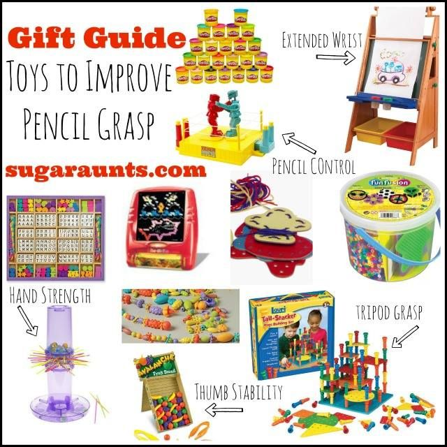 27 best images about pencil grip and fine motor on for Toys to help with fine motor skills