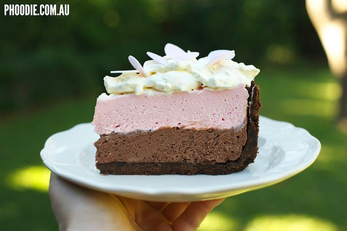 """Just HEARING the word """"Neapolitan"""" takes me back to the 80's. It's Summer. I'm sitting on the dark red leather couch at my grandparents house next to my siblings and we each have a small bowl conta..."""