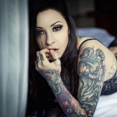 65 best images about favourite suicidegirls on pinterest for Blackwater tattoo studio