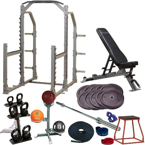 Ideas about body solid power rack on pinterest