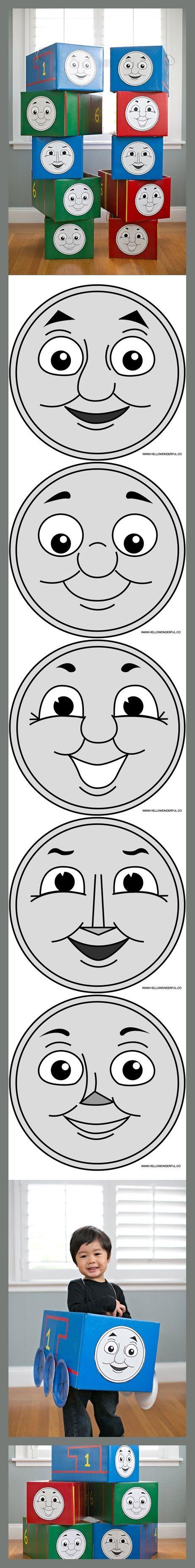 Thomas faces