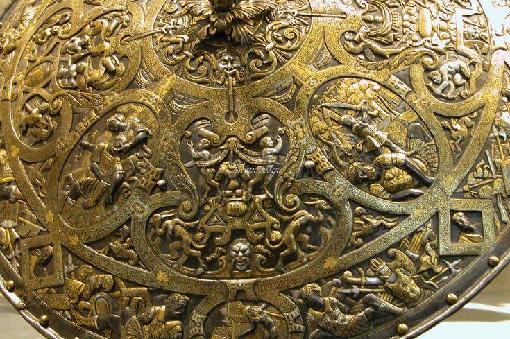 Оригинал взят у vakin в Рыцарские доспехи Филиппо Негроли (XVI века) Средневековые рыцарские доспехи сегодня можно видеть в различных музеях мира, но история…