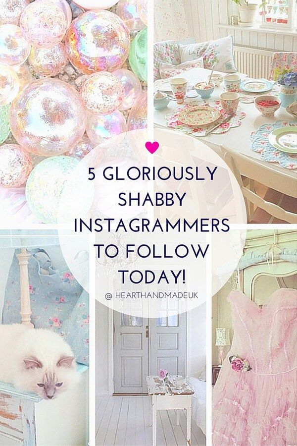 661 best pastels images on pinterest pastel colours for Shabby chic instagram