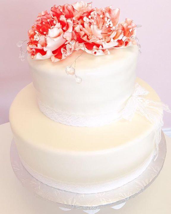 Wedding Cake #DvasCakes