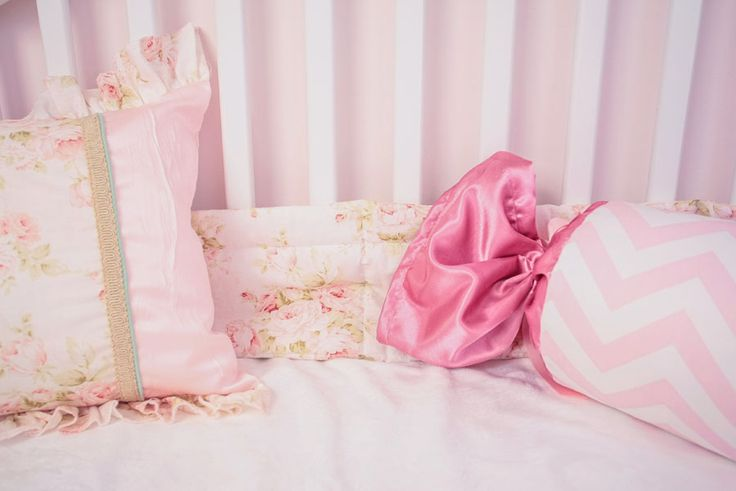 "Bedding and cushions from our décor ""La Pompadour"""