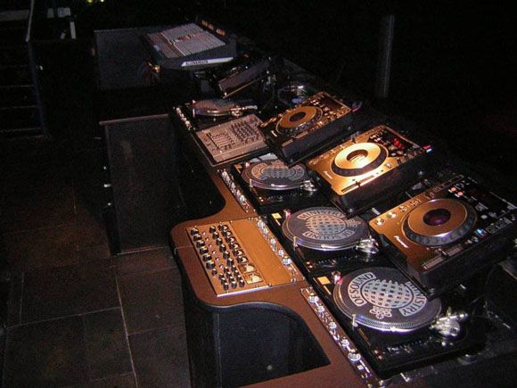 Ministry of Sound's Dream DJ Rig