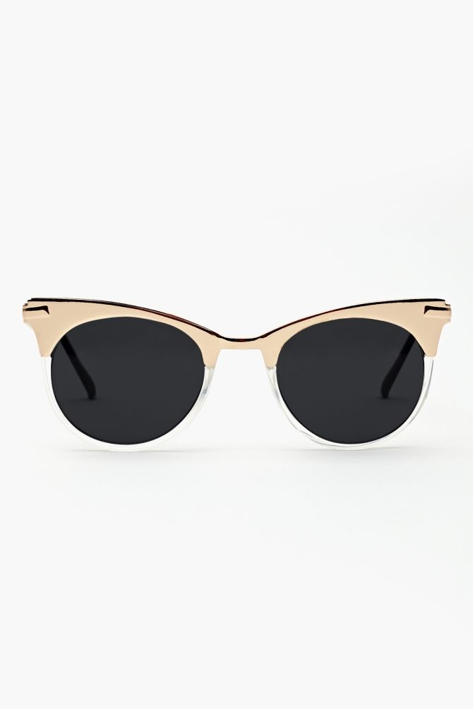 Loud And Clear Shades Nasty Gal