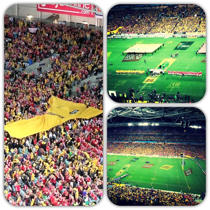 #datenight watching the #wallabies lose tonight! A shame but a great game anyway! #dateideas #goingout #lions