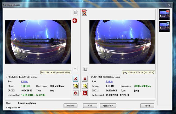 Similarimages ricerca immagini doppie   Programmalibero