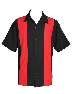 Steady Clothing Customs Men's Poplin Mini Panel This blank panel shirt is perfect for custom bowling shirts, events, custom shirts or small companies. This blank shirt can be made into any custom shirt using custom buttons and custom embroidery