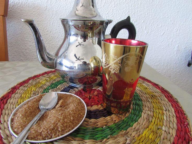 Té Moruno o Té Marroquí