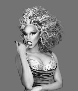 """RuPaul Andre Charles,11/17/60, American actor, drag queen, model, author, & singer-songwriter, became widely known in the 90s when appeared in a variety of tv programs, films, & music albums. RuPaul has on occasion performed as a man in a number of roles, usually billed as RuPaul Charles. RuPaul noted among others for his indifference towards the gender-specific pronouns. """"U can call me he. You can call me she. U can call me Regis & Kathie Lee; I dont care! Just as long as u call me."""""""