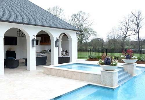 Rustic Poolside Paradise Outdoor Kitchen Gallery Outdoor Kitchen Outdoor Refrigerator Outdoor