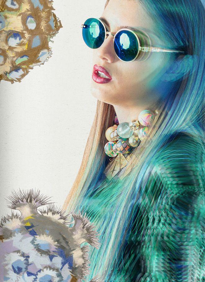 Nuestra súper modelo Olivia Aristizábal en la segunda edición de Octo Magazine www.octomagazine.com Shot by @manuefranco