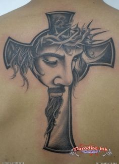 jesus on the cross tattoo dale jesus cross jesus on cross tattoo tattoos and cross tattoos ...