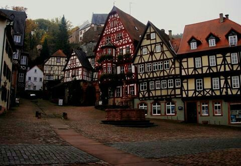 Miltenberg Bavaria Germany