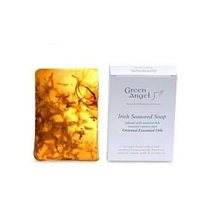 Green Angel Irish Seaweed Oriental Oils Soap - Made in Ireland