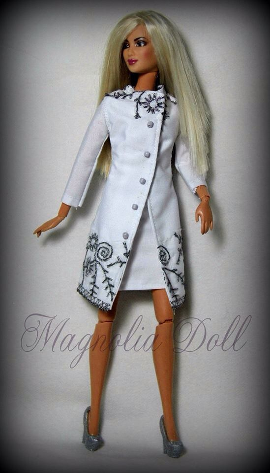 Magnolia Doll