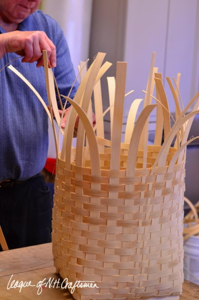 Variety Basket Weaving with Ray Lagasse June 14th 9am- 5pm August 9th 9am- 5pm September 13th 9am- 5pm October 11th 9am- 5pm Tuition is $110 per student, and there is no additional materials fee. Space is limited. Pre-registration is required.