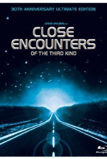 Close Encounters of the Third Kind - saw this at the cinema as a child, sure it's what started my sci-fi geekness