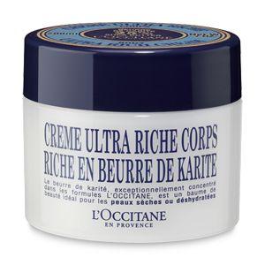 L'Occitane Shea Butter Body Cream $44.00