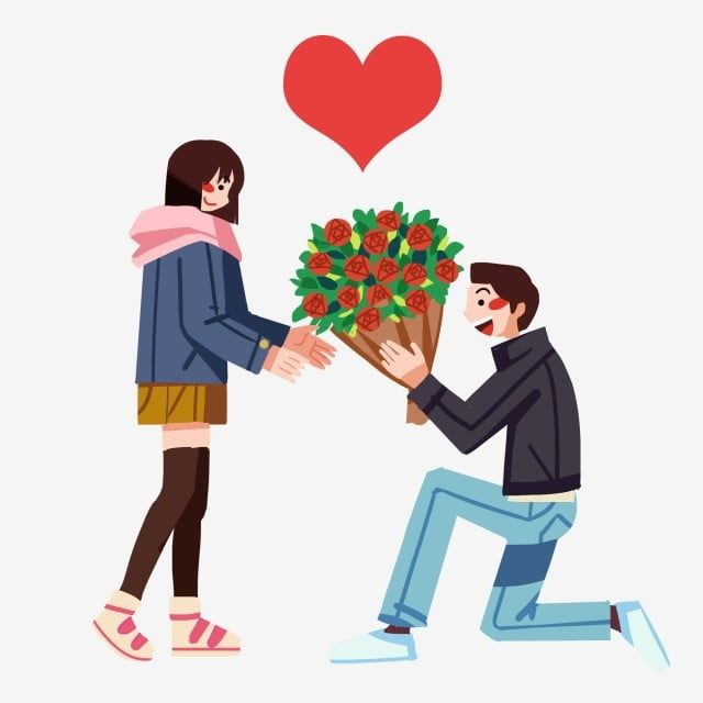 شكل قلب وردة حمراء Png و Psd Red Roses Shapes Heart Shapes