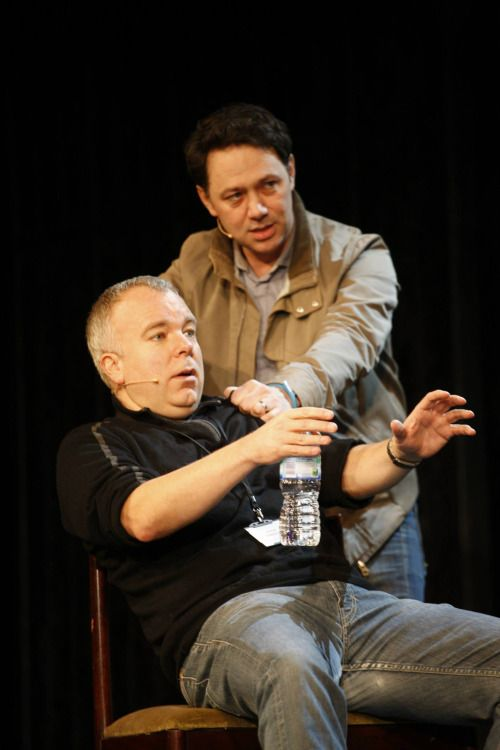 Steve Pemberton and Reece Shearsmith