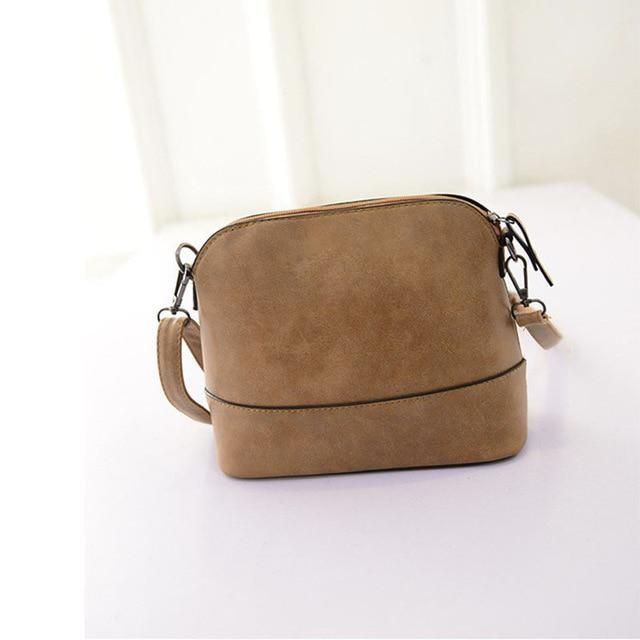 New fashion ladies matte shoulder bag luxury handbags women bags designer crossbody messenger bags for women 2018 bolsos mujer-geekbuyig