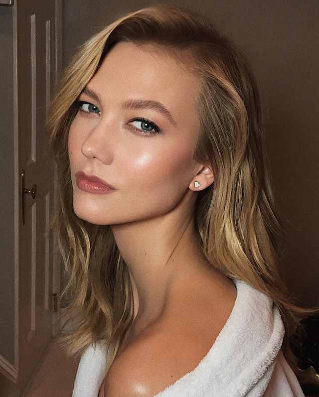 Karlie Kloss Glowing Skin With Drugstore Products | StyleCaster