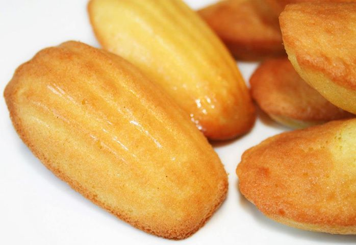 Mincir avec thermomix - Spécial régime DUKAN : Madeleines au citron - DUKAN
