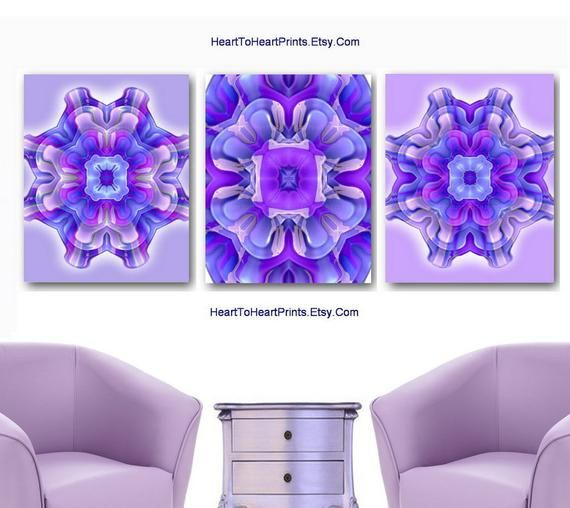 Purple Wall Art Lavender Wall Decor Lilac Purple Floral Art Prints Purple Bedroom Living Room Decor Rustic Purple Wall Art Floral Prints Art Lavender Walls