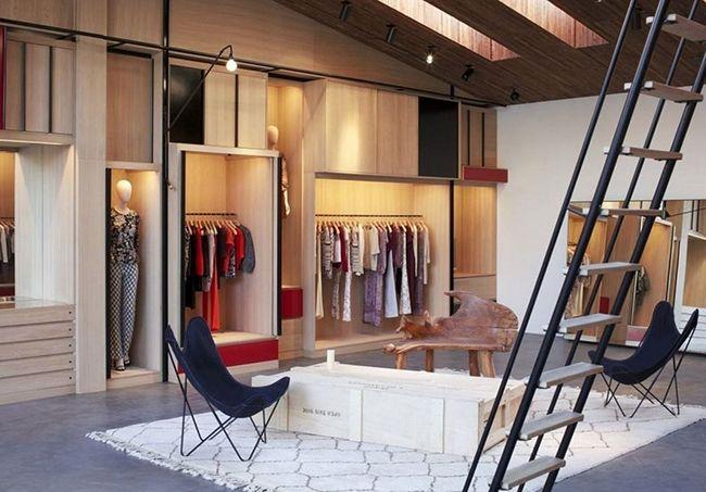 Isabel Marant Store Design