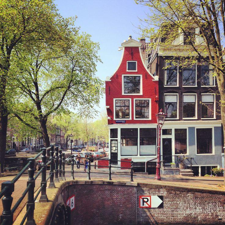 Reguliersgracht Amsterdam