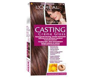 casting crme gloss 600 cappuccinobrblond fonc - Coloration Ton Sur Ton Blond