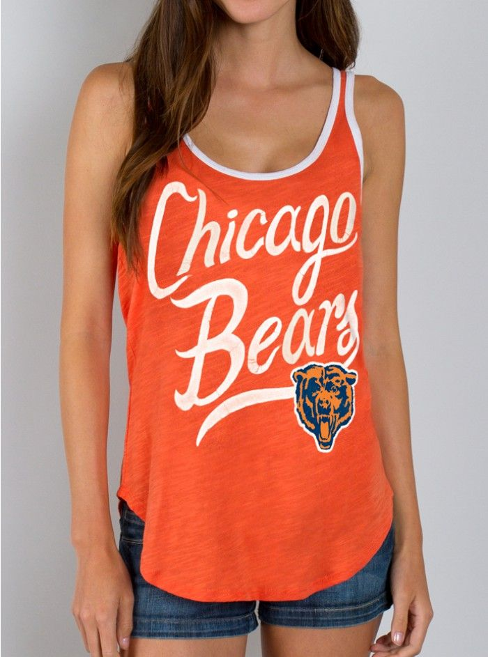 Want - NFL Chicago Bears Tank
