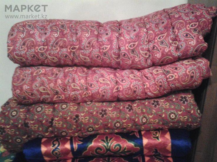Одеяло полуторка ручной работы: №516297 — тойбастар, коржын, приданое в Алматы — Маркет