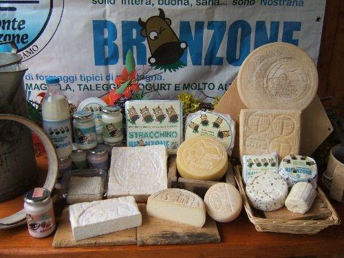Stacchino bronzone - Cooperativa agricola Monti e Laghi