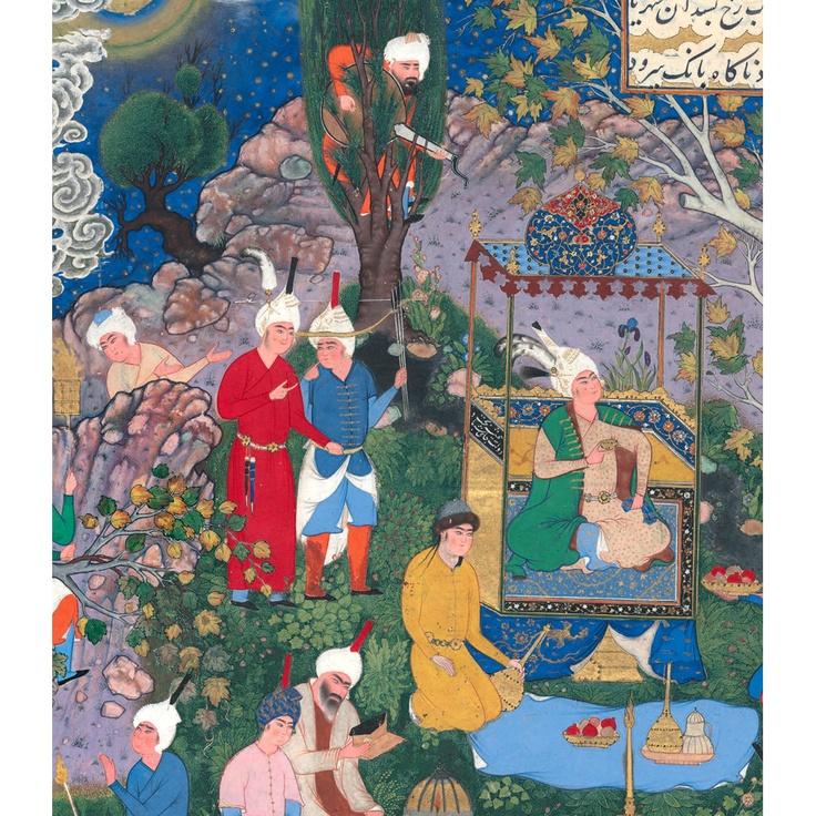 The Shahnama of Shah Tahmasp: The Persian Book of Kings - Met Publications - Books & Media - The Met Store