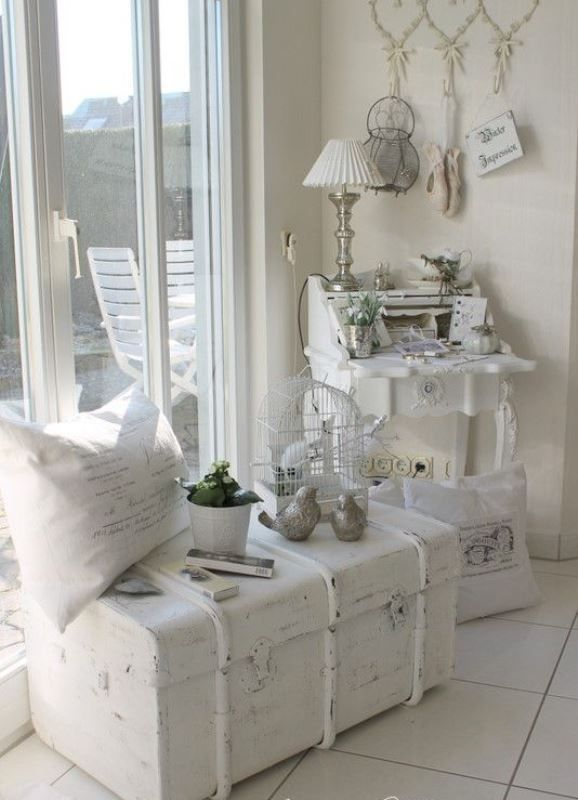 French and Chic home decor ideas | My desired home