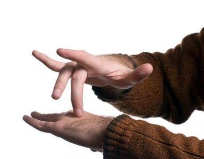 Pro odstranění bloků kromě nalezení škodlivého programu se poklepává konečky prstů na akupunkturní body na těle.