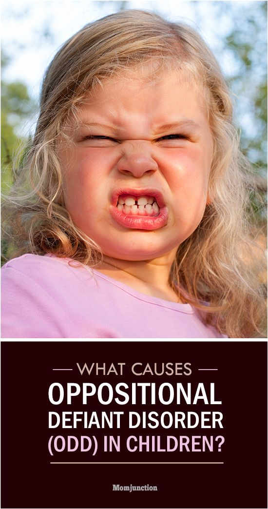 What Causes Oppositional Defiant Disorder (ODD) In Children? Are you tired of your child's mood swings? Is her aggressiveness creating trouble at school? Then she might suffer from Oppositional Defiant Disorder. Read on to know more about it!