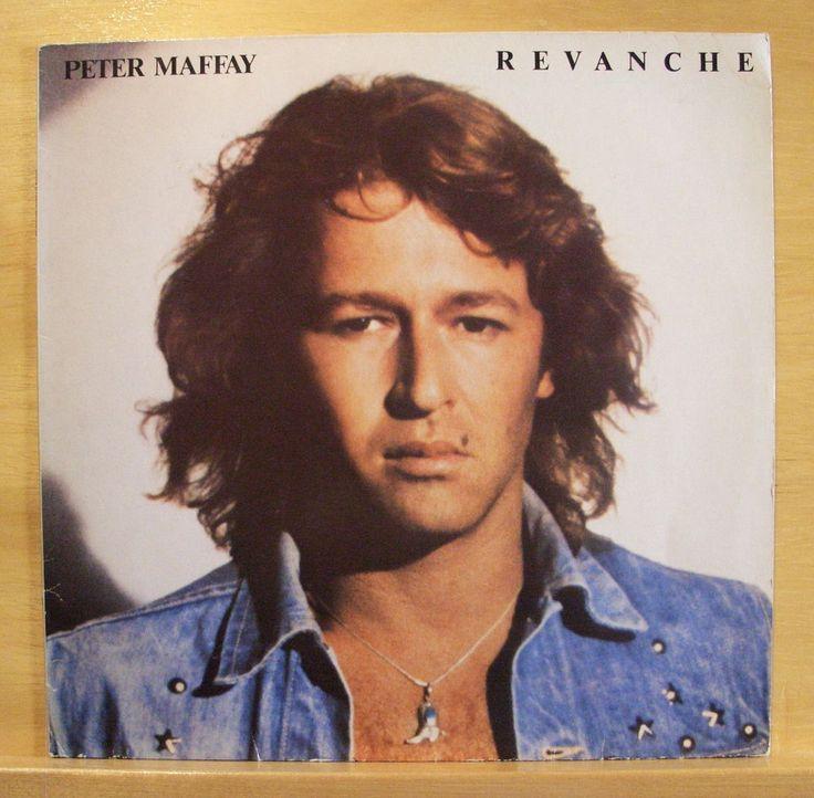 PETER MAFFAY - Revanche - Vinyl LP - Über sieben Brücken musst du geh´n - RARE